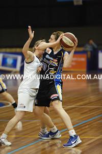 RND 12 Lady Braves V Ballarat 16 June 2012