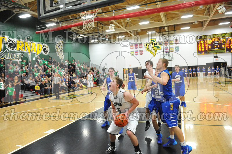 HS B Bb Reg Final Wethersfield vs Galva 02-28-14 338