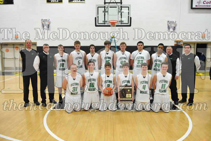 HS B Bb Reg Final Wethersfield vs Galva 02-28-14 369