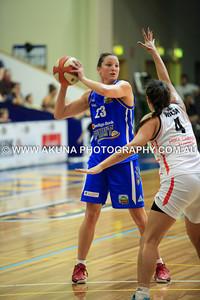 18/01/2014 Spirit V Townsville