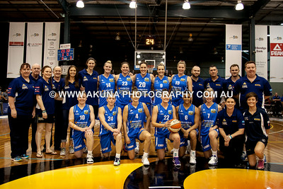 2013 -2014 WNBL Grand Final Spirit V Townsville