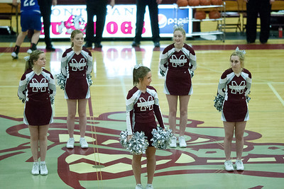 Montesano HS vs. Elma HS, ladies varsity, January 3, 2014