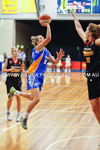 2013 RND 17 Lady Braves V Brisbane