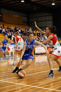 2013 RND 7 Lady Braves V Launceston