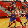 Sheridan vs Maysville 8th Girls : January 24, 2015 at Sheridan High School