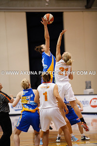 2014 RND 1 Lady Braves 66 V Brisbane 57