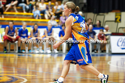 2014 RND 3 Lady Braves 81 v Frankston 73