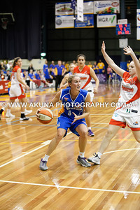 2014 RND 6 Lady Braves 91 v Launceston 86