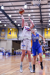 2014 SEABL Conference Final Lady Braves 80 V Hobart Chargers 83