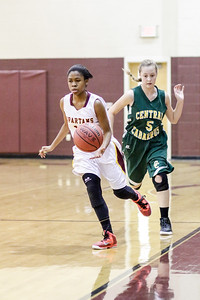 Nov 20 Central Cabarrus JV Girls @ Sun Valley