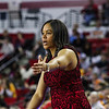 Georgia head coach Joni Taylor during the Lady Bulldogs' game against Tennessee at Stegeman Coliseum in Athens, Ga., on Sunday, February 5, 2017. (Photo by Cory A. Cole)