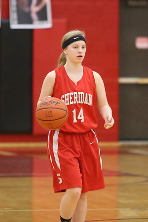Sheridan at Crooksville JV Girls