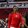 Georgia's Halle Washington (23) during the Bulldogs' game against Alabama at Stegeman Coliseum in Athens, Ga., on Thursday, February 23, 2017. (Photo by Cory A. Cole)