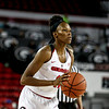 Georgia guard/forward Pachis Roberts (11) during the Lady Bulldogs' game with Furman at Stegeman Coliseum in Athens, Ga., on Monday, Dec. 5, 2016. (Photo by John Paul Van Wert)