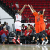 Georgia guard Shanea Armbrister (1) during the Lady Bulldogs' game with Mercer at Stegeman Coliseum in Athens, Ga., on Sunday, Nov. 13, 2016. (Photo by Cory A. Cole)