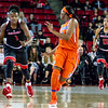 Georgia guard Shanea Armbrister (1) during the Lady Bulldogs' game with Florida at Stegeman Coliseum in Athens, Ga., on Sunday, Jan. 22, 2017. (Photo by John Paul Van Wert)