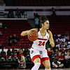 Georgia's Simone Costa (24) during the Lady Bulldogs' game against Tennessee at Stegeman Coliseum in Athens, Ga., on Sunday, February 5, 2017. (Photo by Cory A. Cole)
