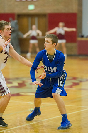 Montesano HS vs. Elma HS, mens, January 9, 2018
