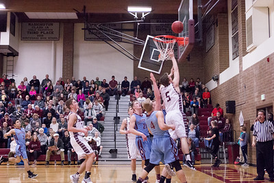 Montesano HS vs. Stevenson HS, mens, February 8, 2018