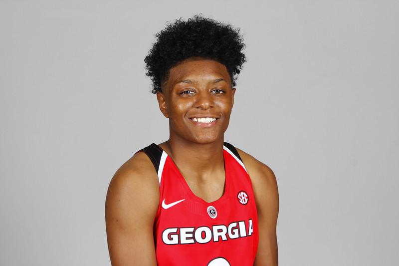 Taja Cole    Photo: Georgia Sports Communications