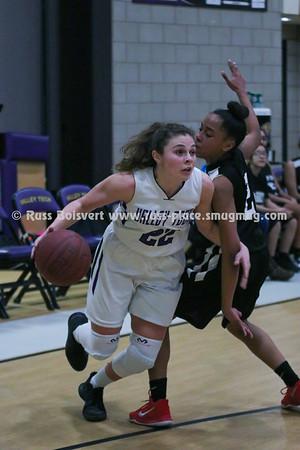 BVT Girls Varsity Basketball vs Main South