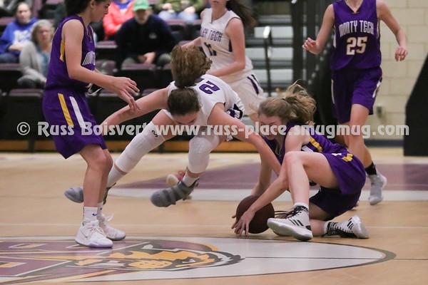 BVT Girls Varsity Basketball vs Monty Tech