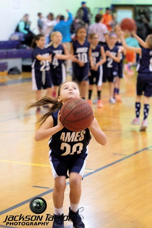 Arnold Mill 3rd grade girls 1/26/2019