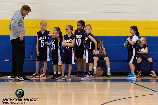 Arnold Mill 3rd grade girls 12/8/2018
