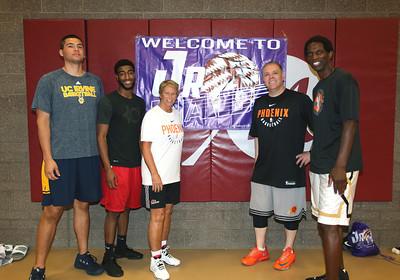Jr. NABI Basketball Camp