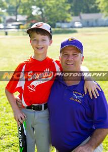 2018 Sayville Little League Coaches Shots