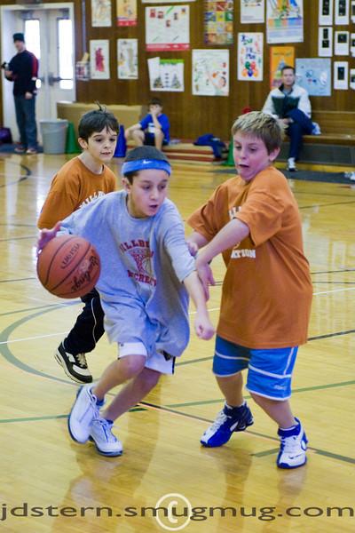 Cavaliers vs. Nets (scrimmage) 12.13.2008