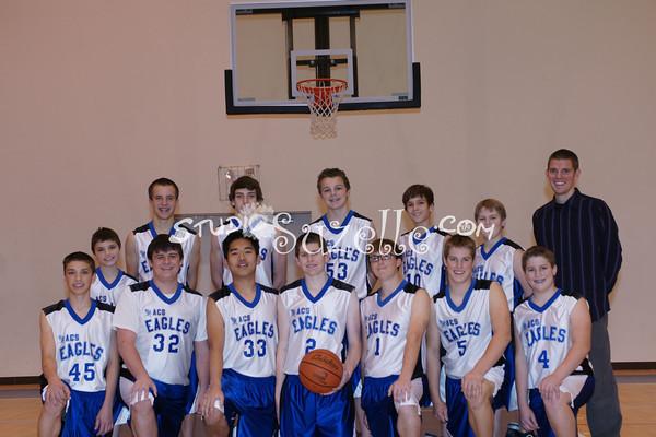 2009-10 ACS Boys Basketball TEAM