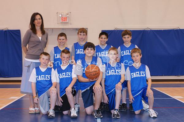 2009-10 BOYS Elementary Basketball