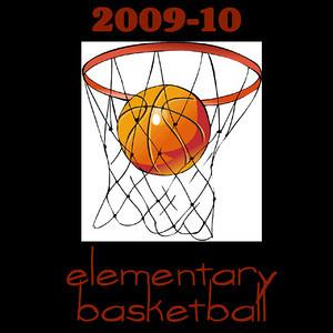 2009-10 Elementary Basketball LOGO