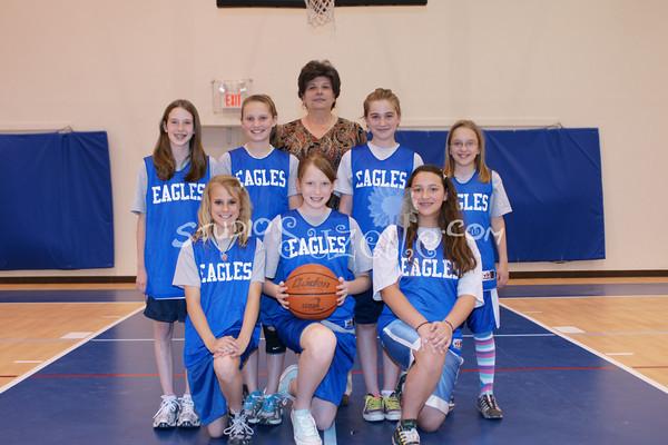 2009-10 GIRLS Elementary Basketball