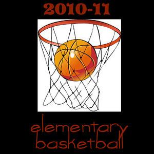 2010-11 Elementary Basketball LOGO