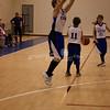 (033) Hope at ACS Junior High Basketball Game, December 13, 2007
