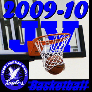 JV Basketball 2009-10