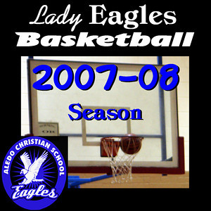 2007-08 Lady Eagles