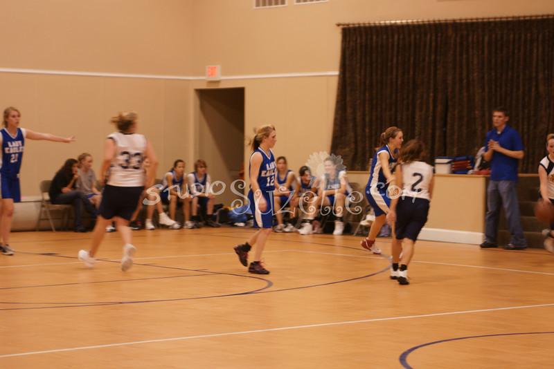 (100) 11-10-2008 ACS Girls @ Trinity Baptist Temple Academy
