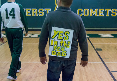 Amherst Vs Lakewood Varsity Basketball
