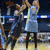 WNBA: AUG 26 Atlanta Dream at Chicago Sky