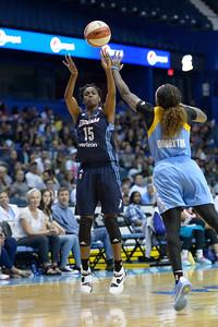WNBA: AUG 26 Atlanta Dream at Chicago Sky