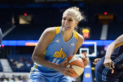 Atlanta Dream @ Chicago Sky WNBA @ Allstate Arena 08.26.16
