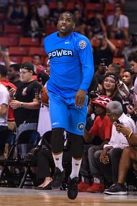 BASKETBALL: JUL 23 Big3 Basketball Chicago