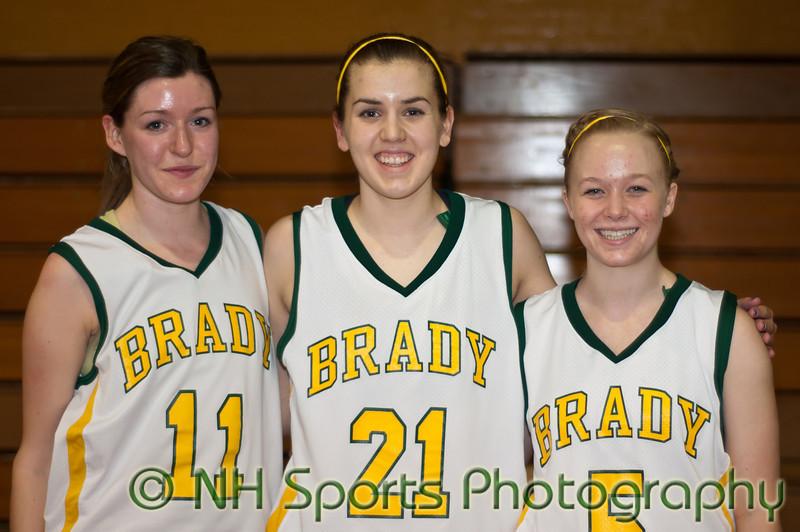 Bishop Brady Girls Vs. Kearsarge