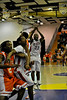 TC Williams vs Hayfield, Tues. March 3, 2009, Boy's AAA northern region basketball championship, robinson, ss.