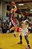2010 jan 08, basketball, oakton vs herndon. herndon hs.<br /> herndon wins