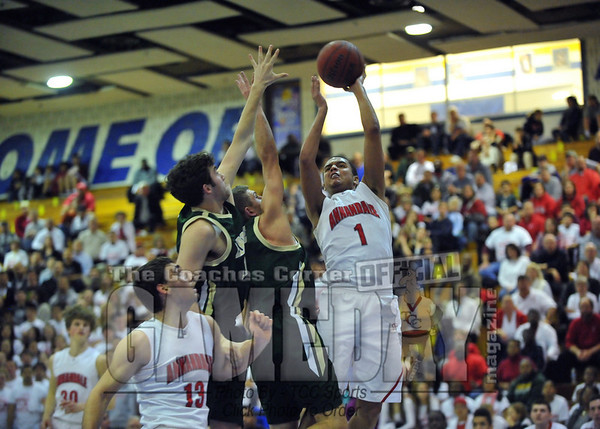 Annandale vs Langley - Northern Region Semifinal (Photos by Albert Jacquez)