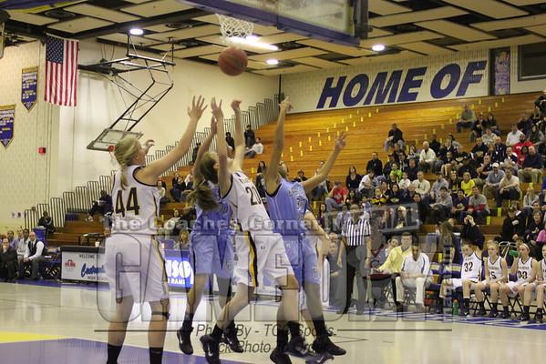 Loudoun County vs Eastern Veiw girls varsity/by Katelyn Sellars